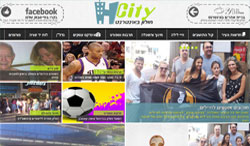 Hcity - חולון באינטרנט