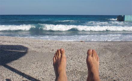 יוון, הים ואני - ספטמבר 2011