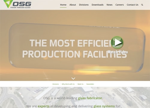 OSG טכנולוגיות