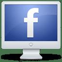 דפי פייסבוק מול אתר